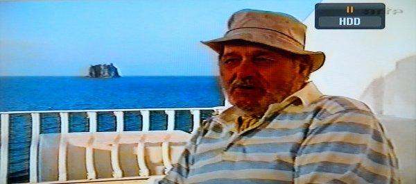 """Film: """"Au dessous du volcan, le cinéma"""" (2002) - Arte 07/03/2003 - 2"""