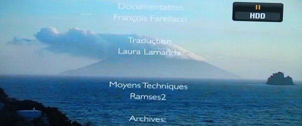 """Film: """"Stromboli - Légendes & Mythes"""" (2006) de Jean-Michel Vecchiet - 8"""