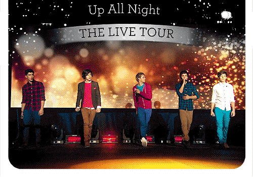 Up All Night  / Up All Night  (2012)