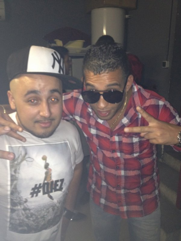 DJ AKH & MISTER YOU
