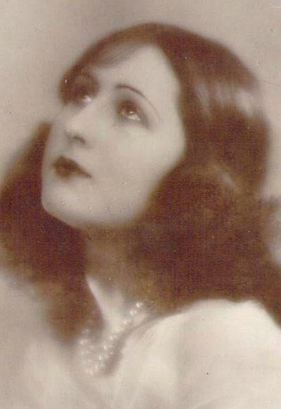Germaine Laborde - Miss France 1928