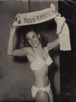 Yvonne Viseux - Miss France 1947
