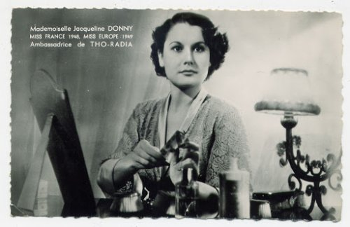 Jacqueline Donny - Miss France 1948