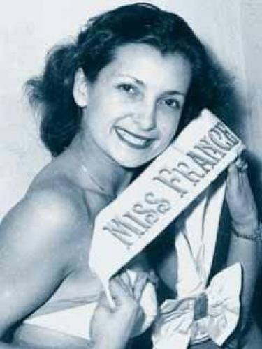 Juliette Figueras - Miss France 1949