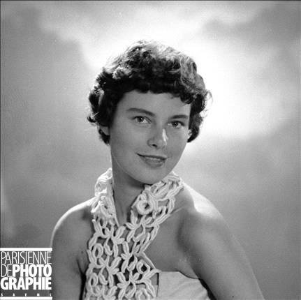 Nicole Drouin - Miss France 1951