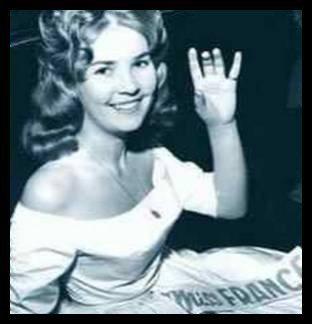 Brigitte Barazer de Lannurien - Miss France 1960