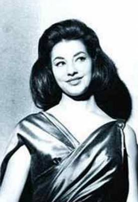 Monique Lemaire - Miss France 1962
