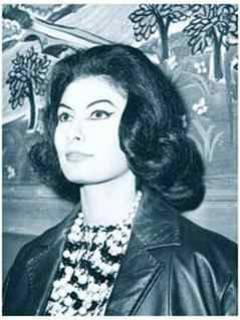Muguette Fabris - Miss France 1963