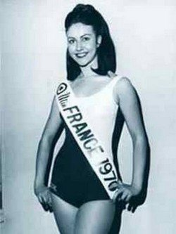 Michelle Beaurain - Miss France 1970