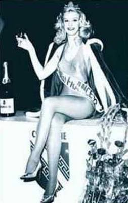 Chantal Bouvier de Lamotte - Miss France 1972