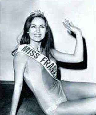 Isabelle Krumacker - Miss France 1973