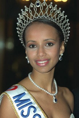 Sonia Rolland - Miss France 2000
