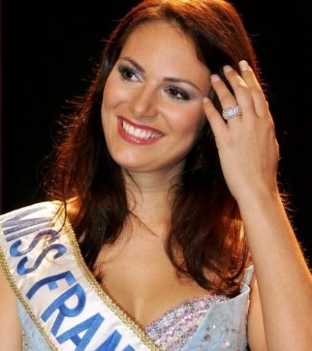Laetitia Bléger - Miss France 2004