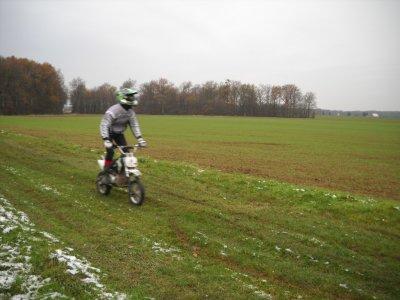 ma moto YCF 140cc