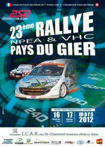 prochain rallye