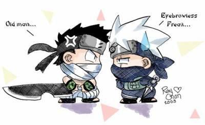 Naruto est de retour sur mon blog!!!