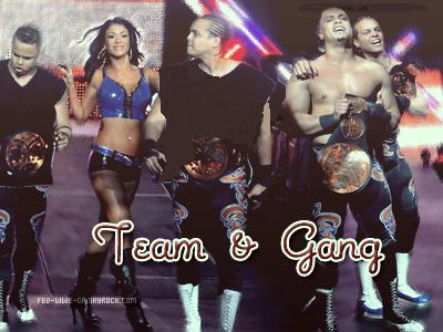 Teams & Gangs