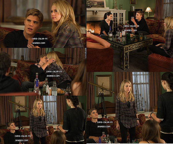 Stills de l'épisode 1x06 << Wake >> de The Secret Circle.