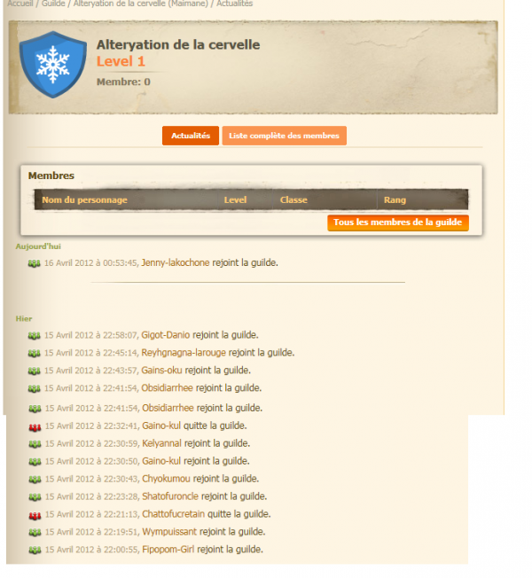 une guilde fan d'alterya .????