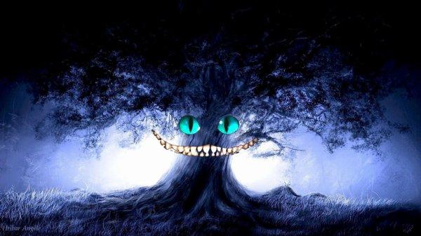 Chat de Cheshire