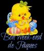 Bon Week end de Pâques à toutes bisous