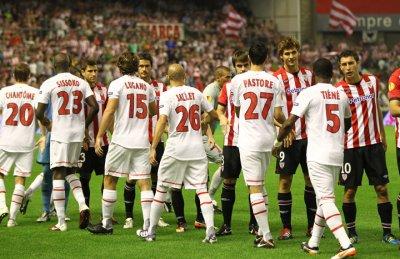 Atletico Bilbao 2-0 Paris SG 2ème journée de la Phase de Poule de l'Europa League à 21h05 sur W9
