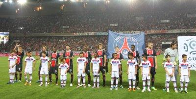 Paris SG 2-0 Olympique Lyonnais 9ème journée de Ligue 1 à 21h00 sur Canal +
