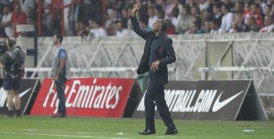 Antoine Kombouaré : « Bravo aux joueurs »