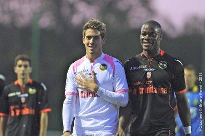 FC Lorient 2-0 Nantes match amical à 19h00