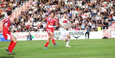 Ajaccio 1-3 Paris SG 10ème journée de Ligue 1 à 17h00