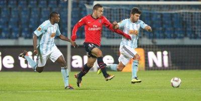 Slovan Bratislava 0-0 Paris SG 3ème journée de la phase de groupe de l'Europa League à 21h05 sur W9