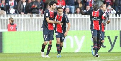 Paris SG 2-0 Dijon 11ème journée de Ligue 1 à 17h00
