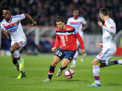 Lille 3-1 Olympique Lyonnais 11ème journée de Ligue 1 à 21h00 sur Canal +