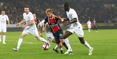 Paris SG 4-2 Caen 12ème journée de Ligue 1 à 19h00