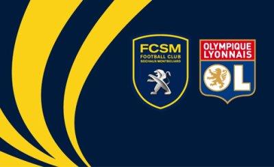 Sochaux 2-1 Olympique Lyonnais 13ème journée de Ligue 1 à 17h00