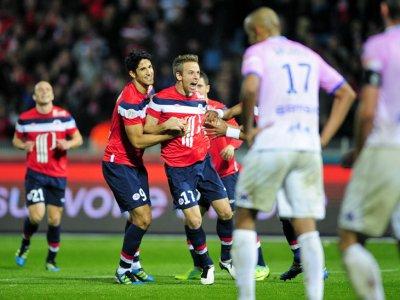 Lille 1-1 Evian 13ème journée de Ligue 1 à 21h00