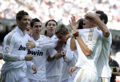 Real Madrid 7-1 Osasuna 12ème journée de Ligue 1 à 12h00