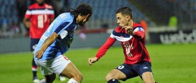 Lille 2-0 Brest 15ème journée de Ligue 1 à 21h00