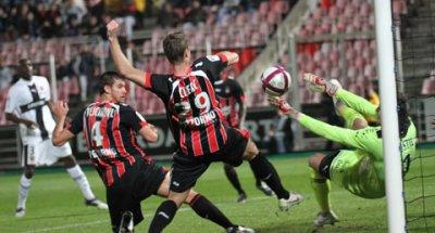 Nice 2-0 Rennes 16ème journée de Ligue 1 à 21h00