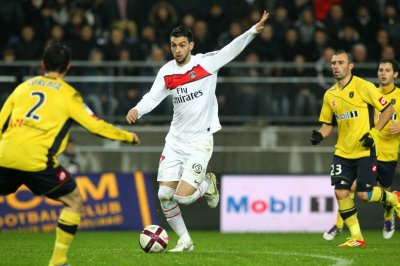 Sochaux 0-1 Paris Saint Germain 17ème journée de Ligue 1 à 19h00