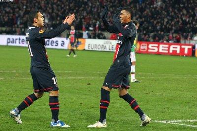 Paris SG 4-2 Athletic Bilbao 6e journée de la phase de groupes de l'Europa League- Groupe F à 19h00 sur W9
