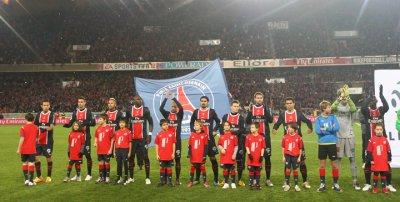Paris SG 0-0 Lille 18ème journée de Ligue 1 à 21h00 sur Canal +