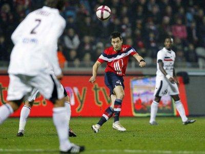 Lille 4-4 Nice 19ème journée de Ligue 1 à 19h00
