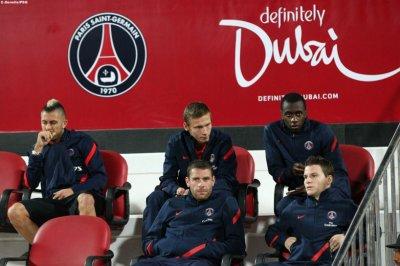 Milan AC 1-0 Paris SG match amical à 16h30