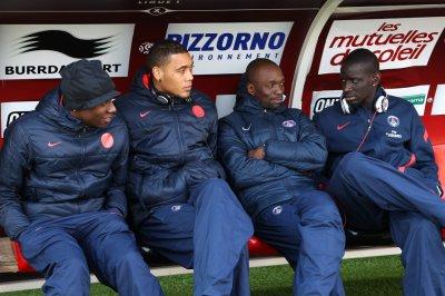 Nice 0-0 Paris SG 23ème journée de Ligue 1 à 17h00