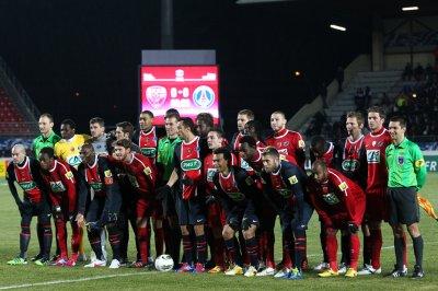 Dijon 0-1 Paris SG 8ème de finale de Coupe de France à 19h00 sur Eurosport