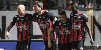 Nice 1-0 Caen 25ème journée de Ligue 1 à 19h00