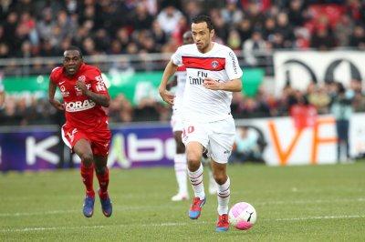 Dijon 1-2 Paris SG 27ème journée de Ligue 1 à 17h00