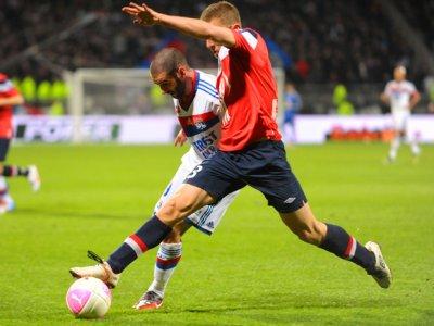 Olympique Lyonnais 2-1 Lille 27ème journée de Ligue 1 à 21h00 sur Orange Sport