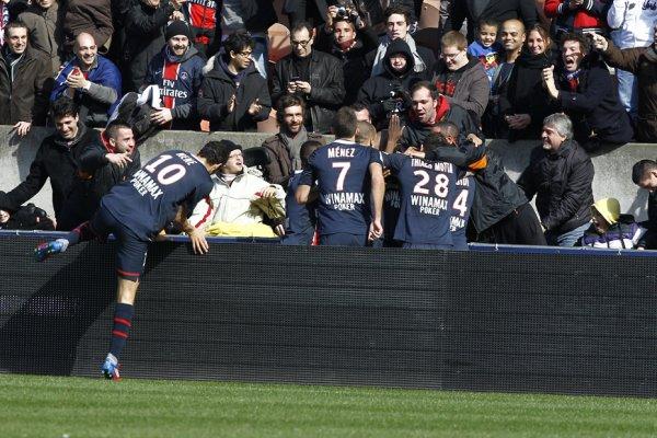 Paris SG 6-1 Sochaux 33ème journée de Ligue 1 à 17h00